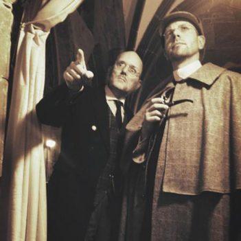 Titelbild: Sherlock Holmes - Das Erbe der Baskervilles