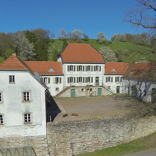 Titelbild: Karlsbrunn - Jagdschloss