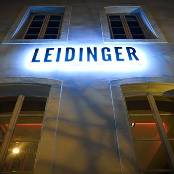 Titelbild: Saarbrücken - Domicil Leidinger
