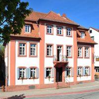 Titelbild: Lorsch - Palais von Hausen