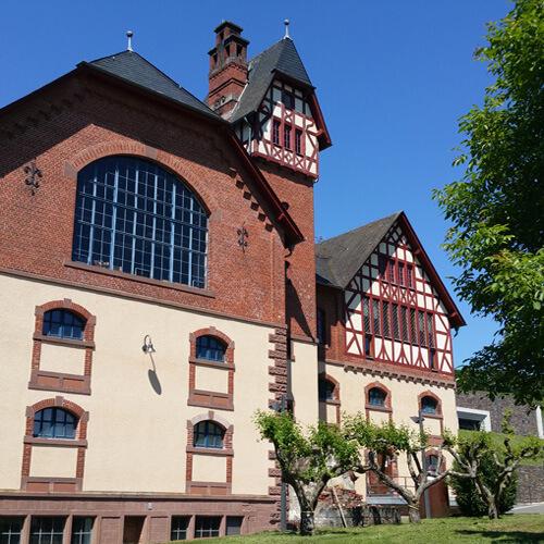 Titelbild: Trier - Hofgut Avelsbach