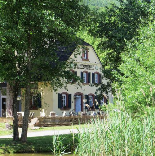 Titelbild: Thaleischweiler-Fröschen - Weihermühle
