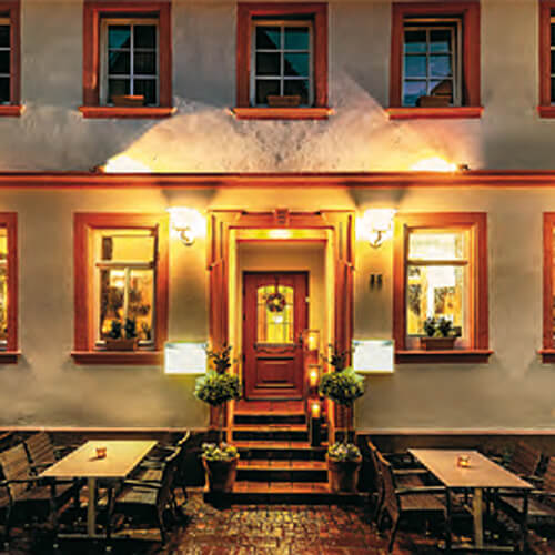 Titelbild: Hirschhorn - Kartoffelhaus