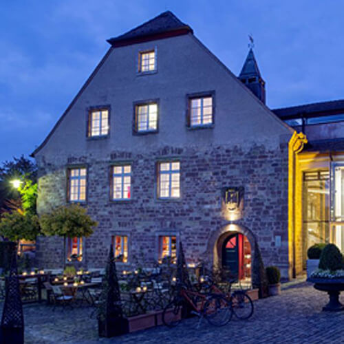 Titelbild: Hornbach - Kloster Hornbach