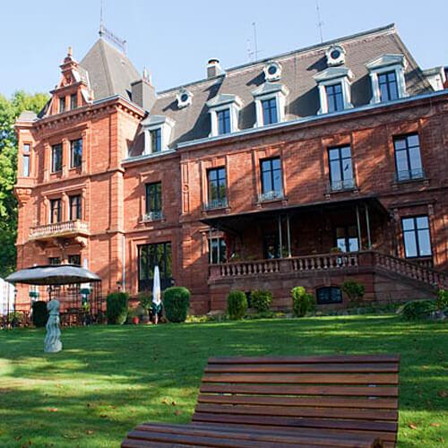 Titelbild: Mettlach - Schloss Ziegelberg