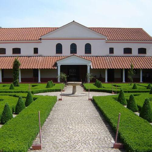 Titelbild: Perl - Römische Villa