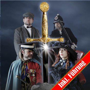 Titelbild: Excalibur und der Erbe des Königs