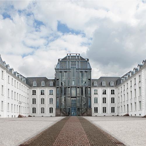 Titelbild: Saarbrücken - Saarbrücker Schloß