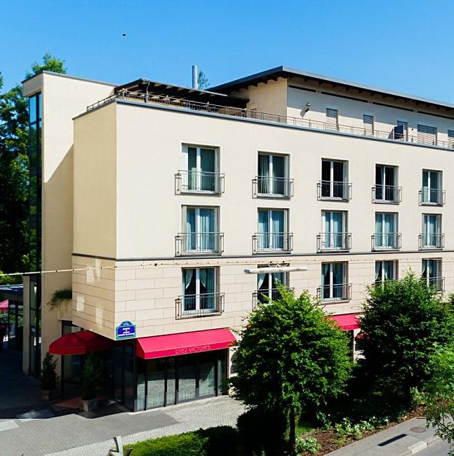 Titelbild: Saarbrücken - Chez Victor´s - Brasserie Parisienne